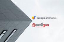 Configurare Mailgun con Google Domain